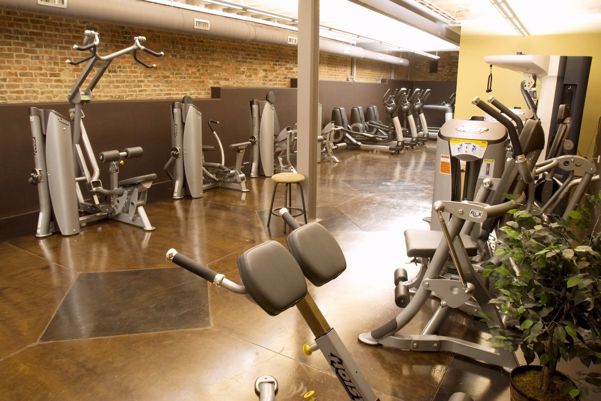 **SOLD** 24/7 Fully Equipped Personal Training & Exercise Facility LAC Internet Pic  Businesses for Sale LAC Internet Pic