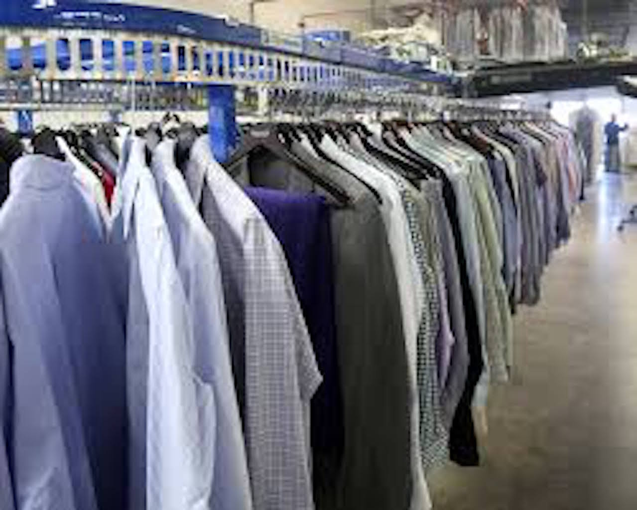 Profitable Dry Cleaners in Solid Market Image
