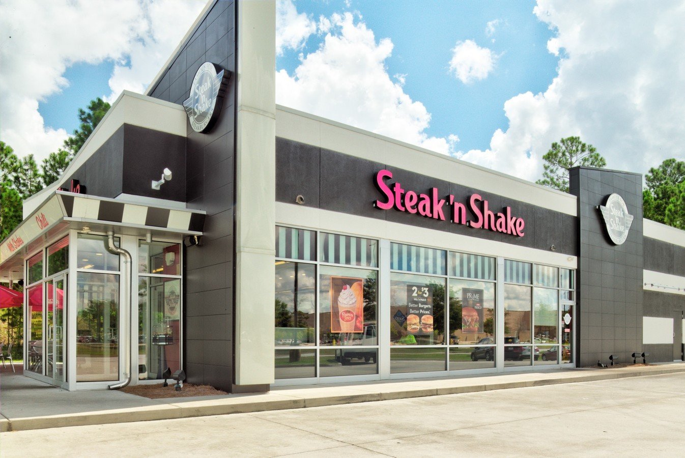 Steak n' Shake in Pooler, GA SnS Pooler side 1  Businesses for Sale SnS Pooler side 1