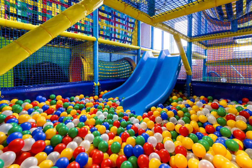 Family Fun Center- 16% sales growth! Indoor Playground