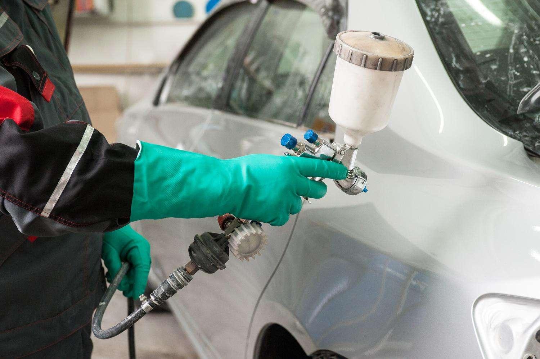 Mobile Automotive Paint Repair Business auto paint 3
