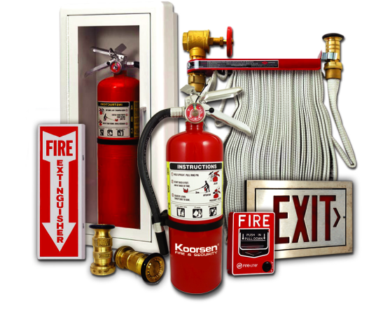 Fire Protection Sales & Service Company fire equipment